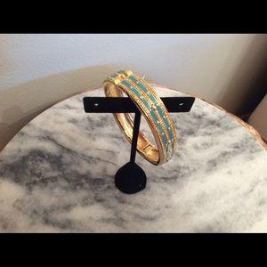 Gold platted bracelet